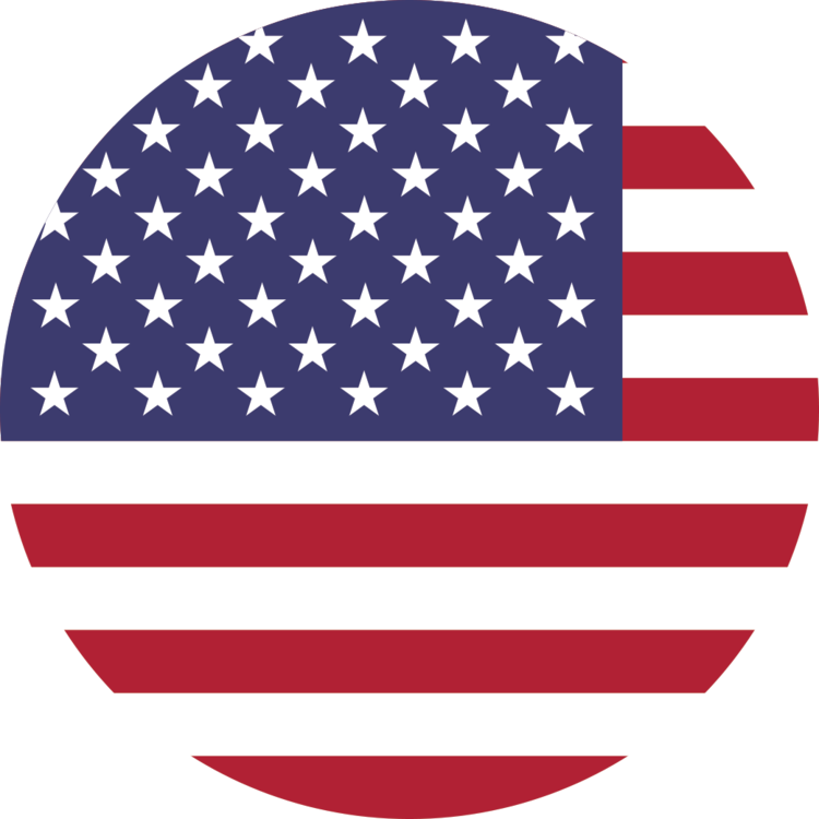united-states-of-america-flag-round